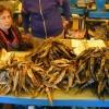 Центральный рынок Бердянска... Рыбное изобилие!