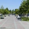 Приморская площадь весной...