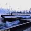 В Бердянске море изредка бывает и штормит...