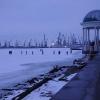 Зимняя рыбалка в Бердянске весьма популярна...