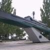 Памятник морякам - десантникам освобождавшим Бердянск 17 сентября 1943г.