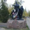 Воинов освободителей в Бердянске помнят и чтут...