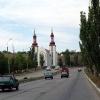 Католический костел в Бердянске.