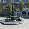 Любимый фонтан с ангелочками на Приморке...